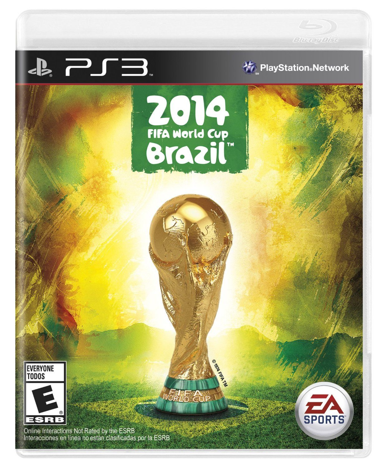 Ea Sports 2014 Fifa World Cup Brazil Playstation 3 With Images Fifa 2014 World Cup