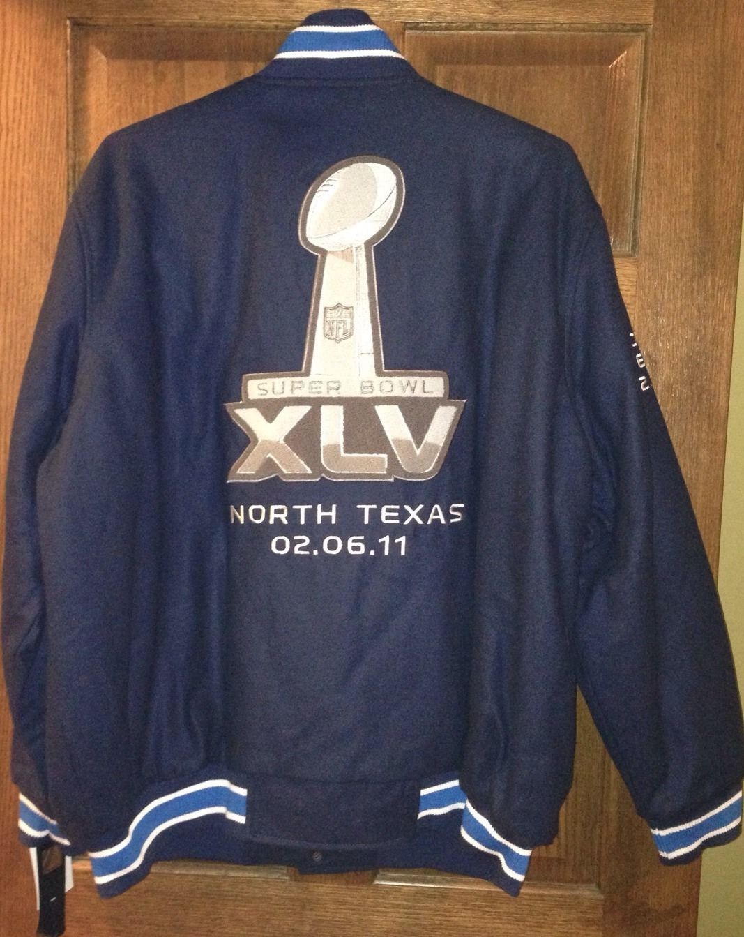 Super Bowl XLV Green Bay Packers Steelers North Texas NFL