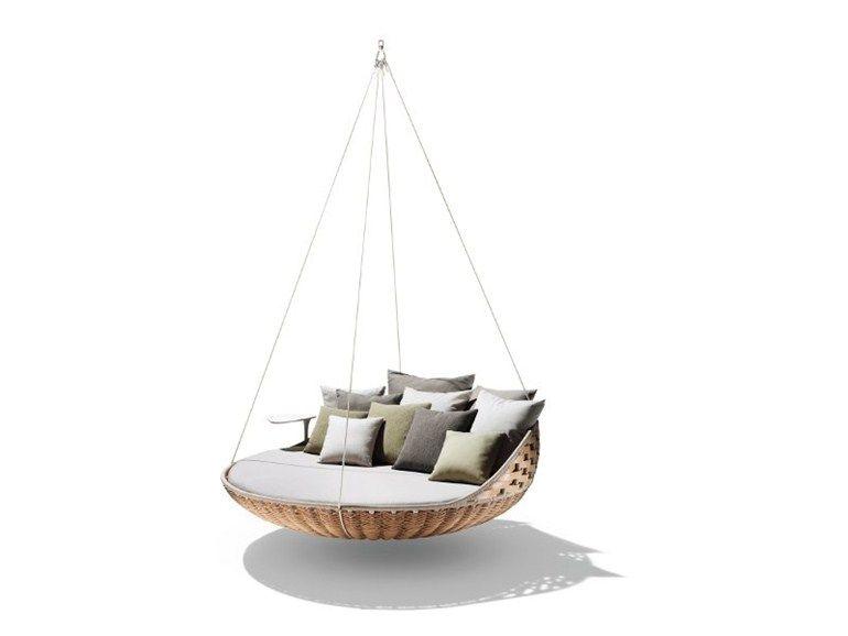 SWINGREST Garten-Hängesessel by Dedon Design Daniel Pouzet Ideen - designer hangesessel mit gestell