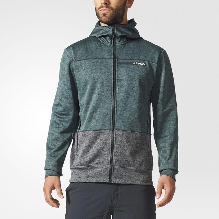 TERREX Climb the City Hooded Fleece Jacket   Products