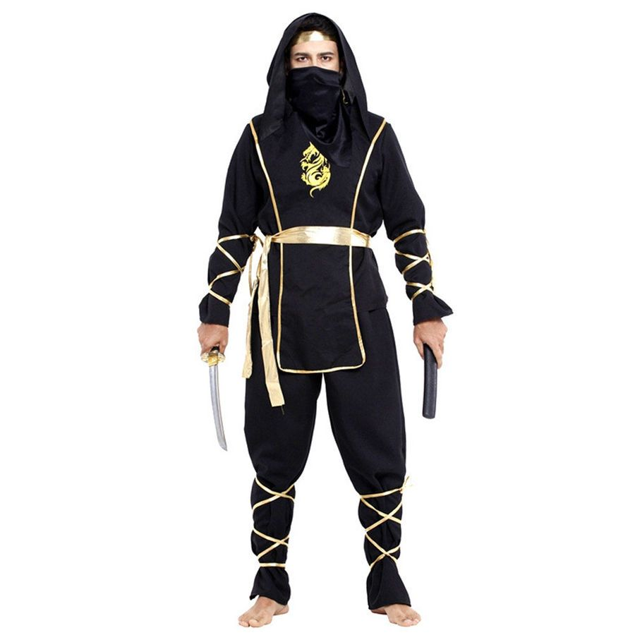Halloween cosplay ninja knight costumescosplayhalloween
