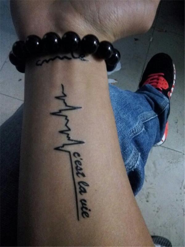 Snake Metallic Temporary Tattoos