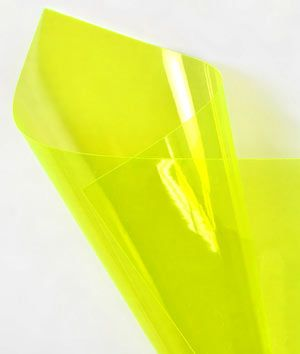 Yellow Green Fluorescent Vinyl Vinyl Fabric Fabric Stores Online Vinyl