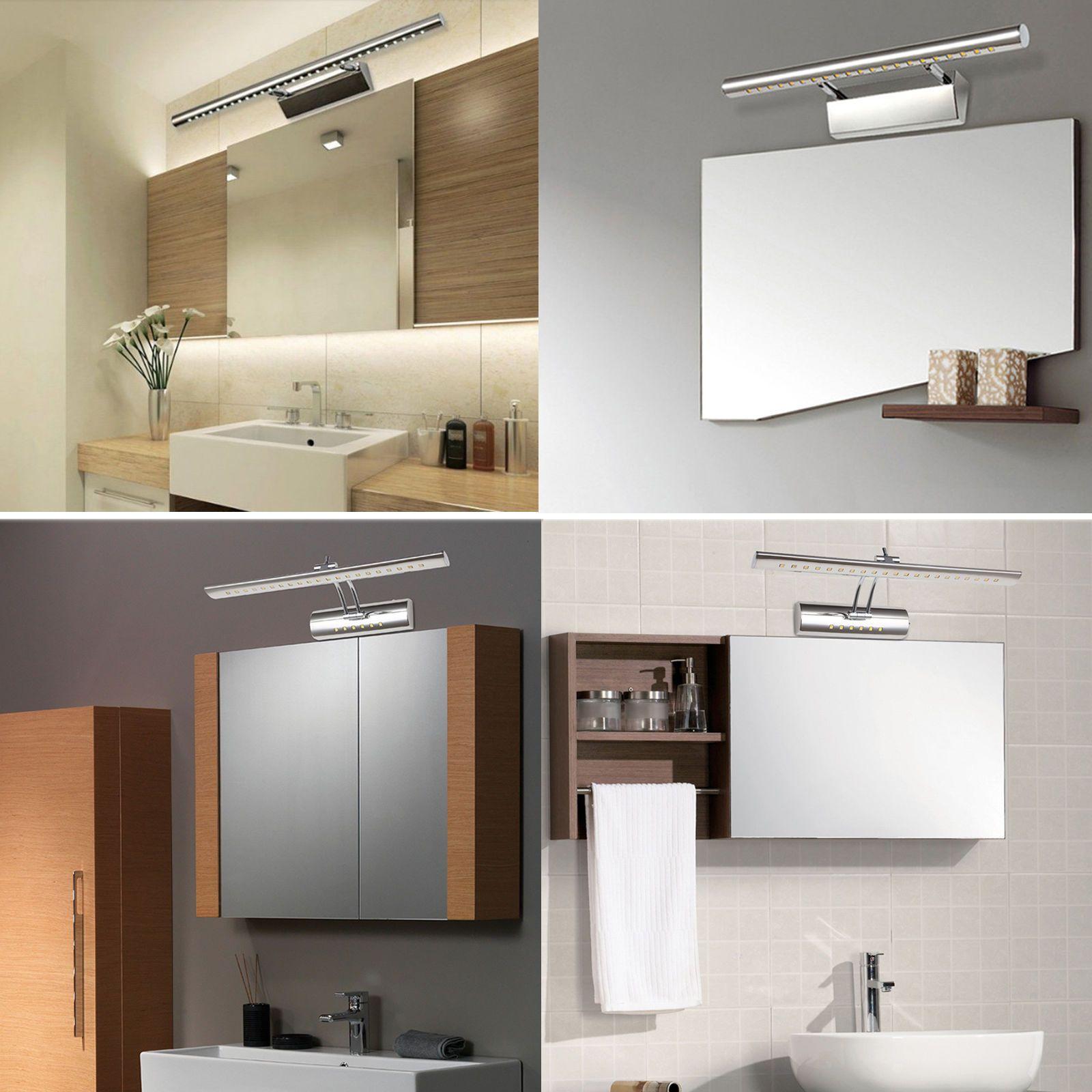 80 Anstandig Fotos Von Spiegellampe Mit Schalter Spiegellampe Lampen Led Bewegungsmelder