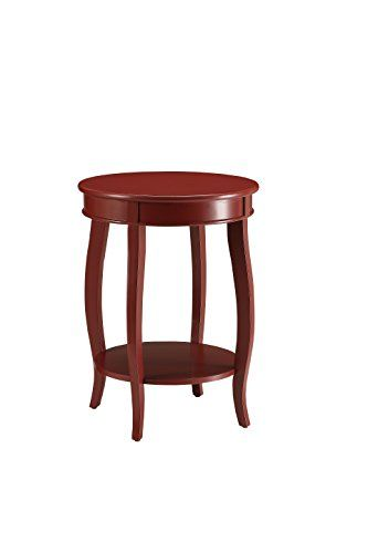 Model Of fortScape Round Leg Side Table with Shelf & Open Storage Ideas - Latest side table with drawer Fresh