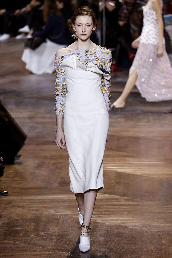 Christian Dior Alta costura primavera-verano 2016
