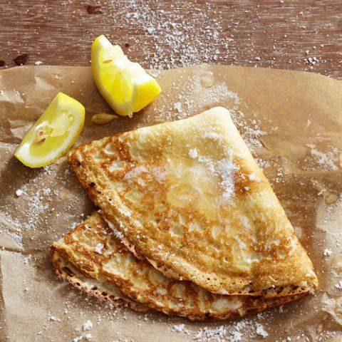 Basic Crepes Eggless Food Basic Crepe Recipe Recipes