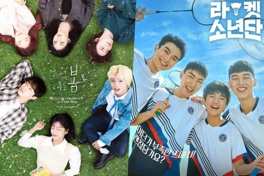 """""""At A Distance Spring Is Green"""" Premieres To Quiet Start + """"Racket Boys"""" Hits New Personal Best In Ratings"""