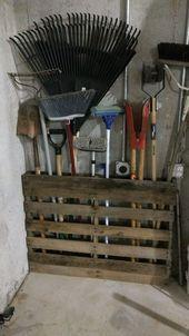 Photo of Boathouse Ideas #lawntools Garden #BootshausIdeen #Garten #kelleraufbew Keep #la …