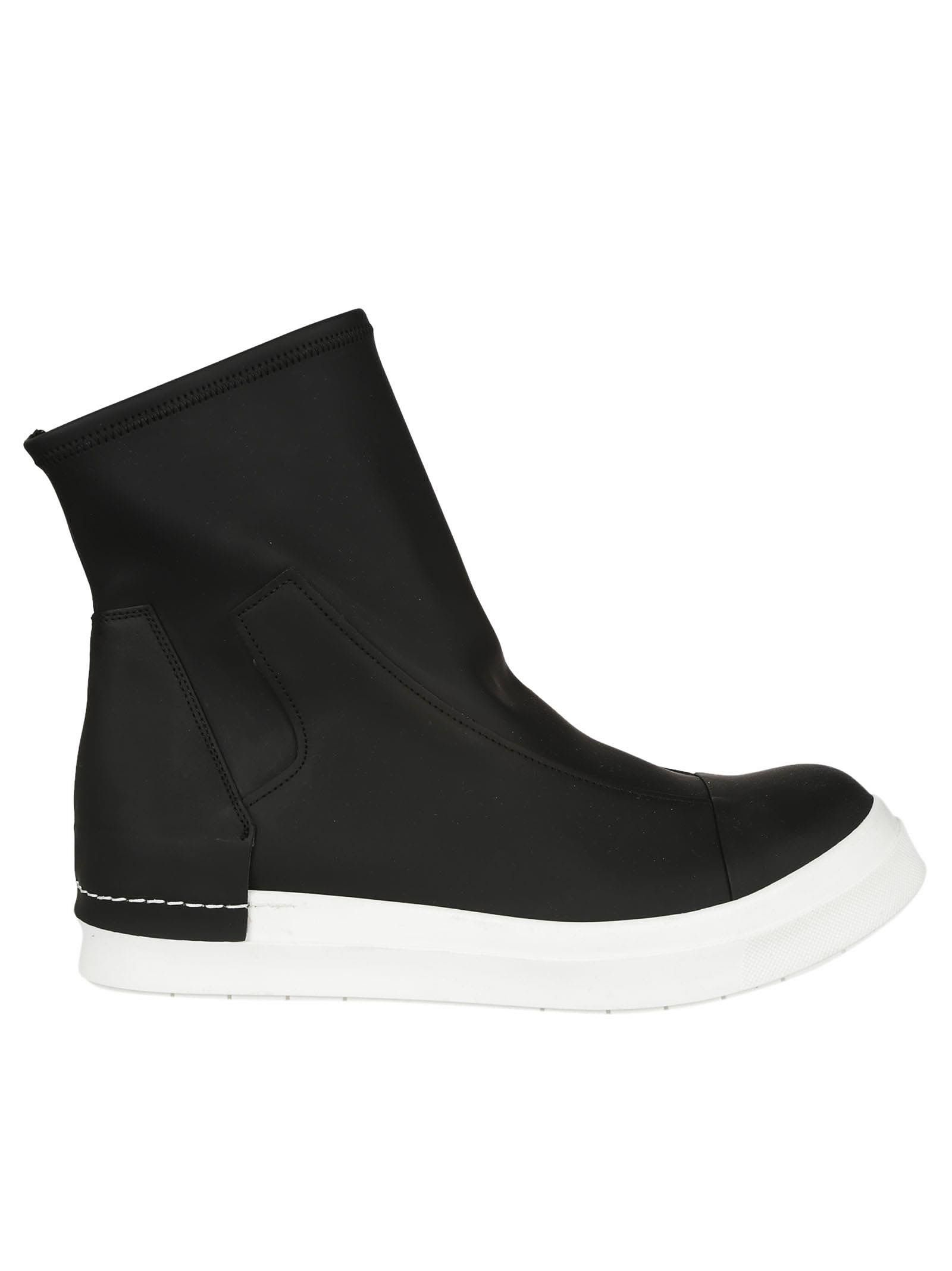 hi-top sneakers - Black Cinzia Araia 06cdP9SKA3