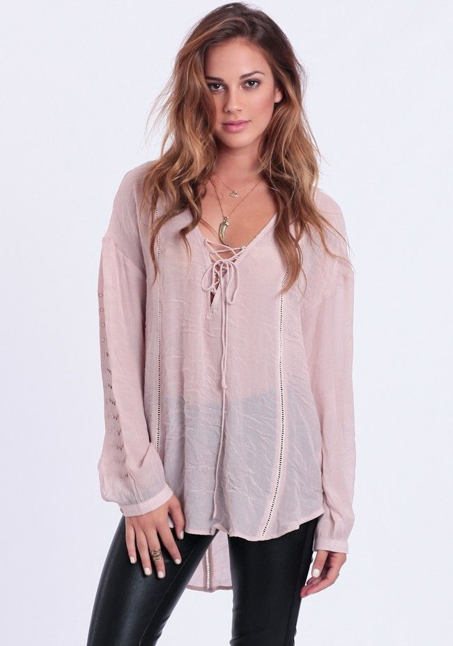 A Promise To Keep Peasant Blouse - New Arrivals