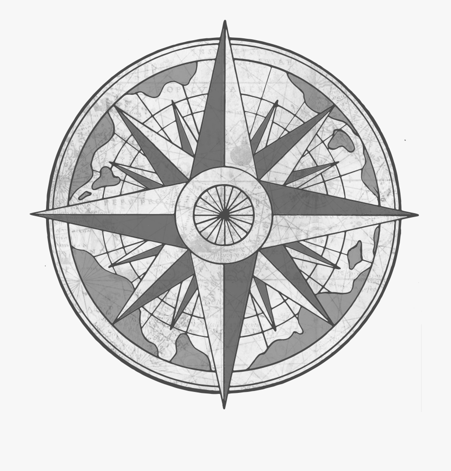 Download And Share Transparent Compass Vintage Compass Rose Png Cartoon Seach More Similar Free Transparent Compass Rose Tattoo Vintage Compass Compass Art