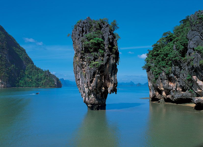 James Bond Island Thailand In 2019 James Bond Island