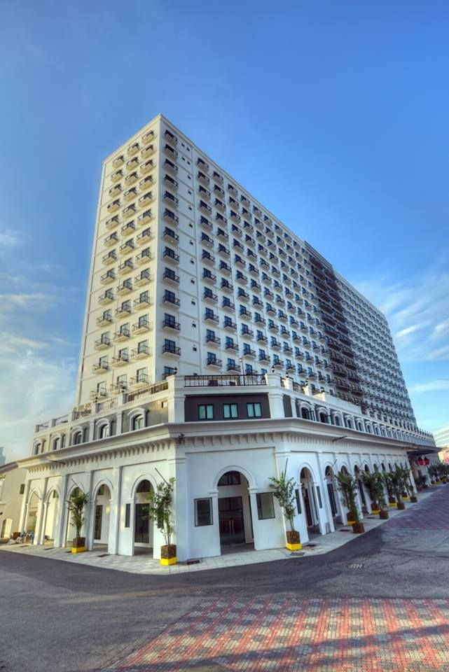 The Imperial Heritage Hotel Located At The Center Of Unesco World Heritage Site In Melaka Htt Heritage Hotel Unesco World Heritage Site Unesco World Heritage