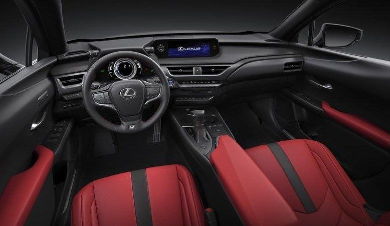 2020 Lexus Ux 200 More Devices On Dashboard Lexus Interior Lexus Lexus Rx 350