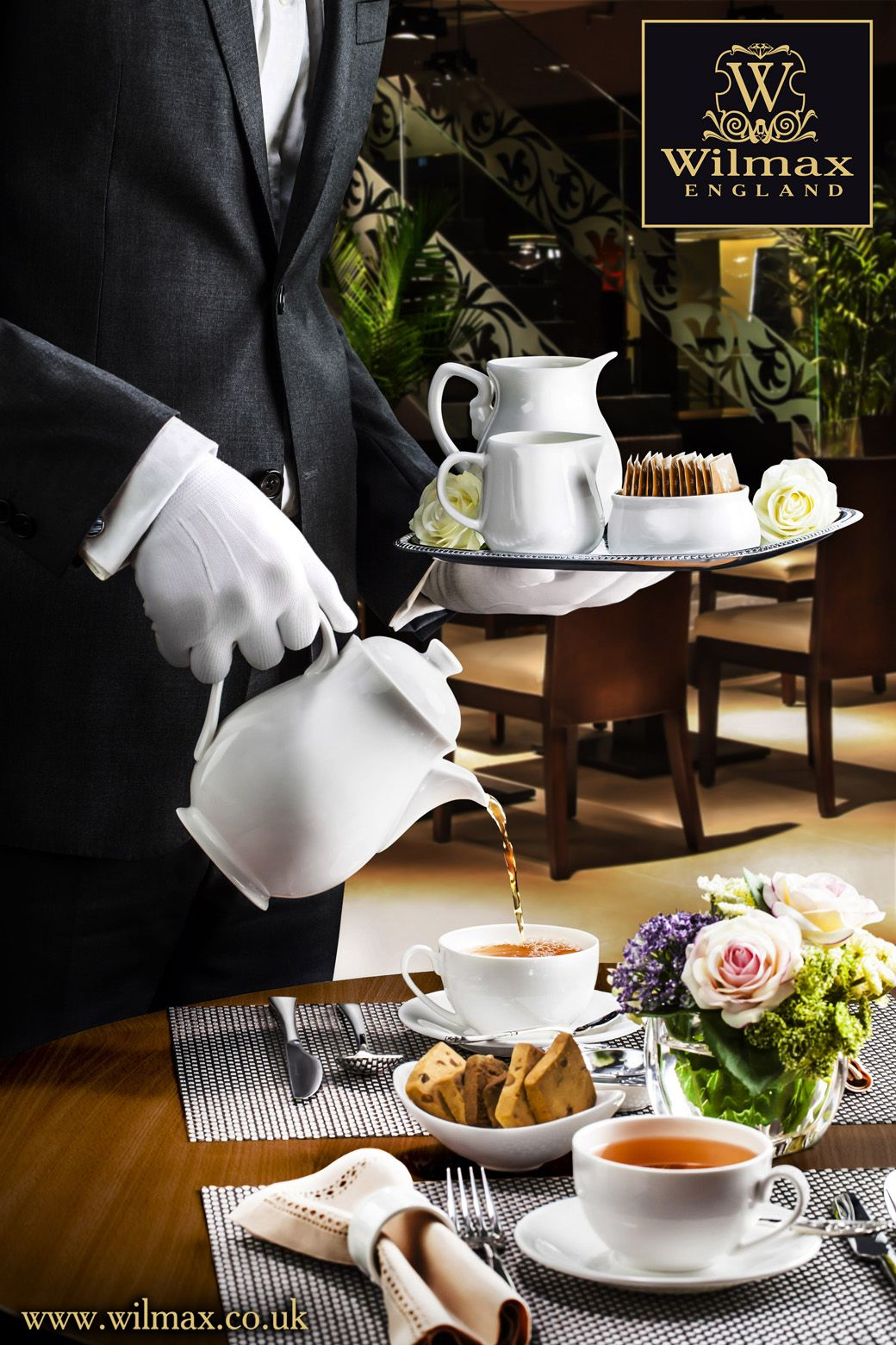 Wilmax Teatime Attention Cafes Bars And Restaurants Wilmax