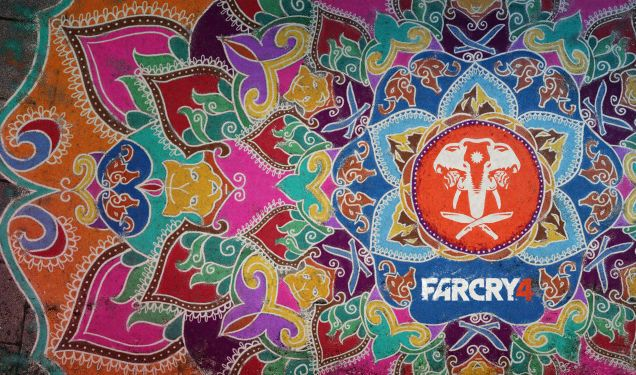 Download These Far Cry 4 Wallpapers Far Cry 4 Game Art