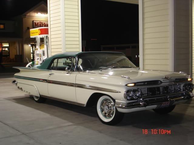104 1958 1964 Chevrolet Impala Parts Classic Cars Chevrolet