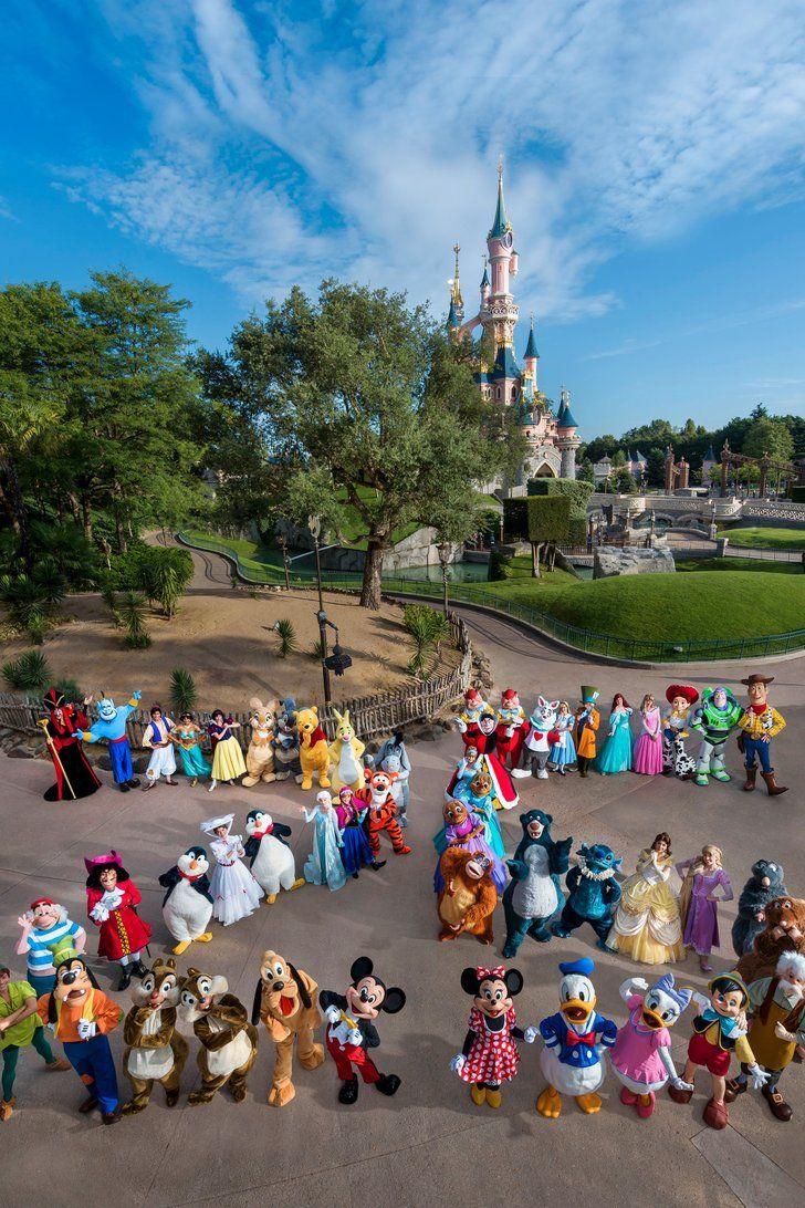 Popsugar Uk Disneyland World Disney Parc Disneyland Paris