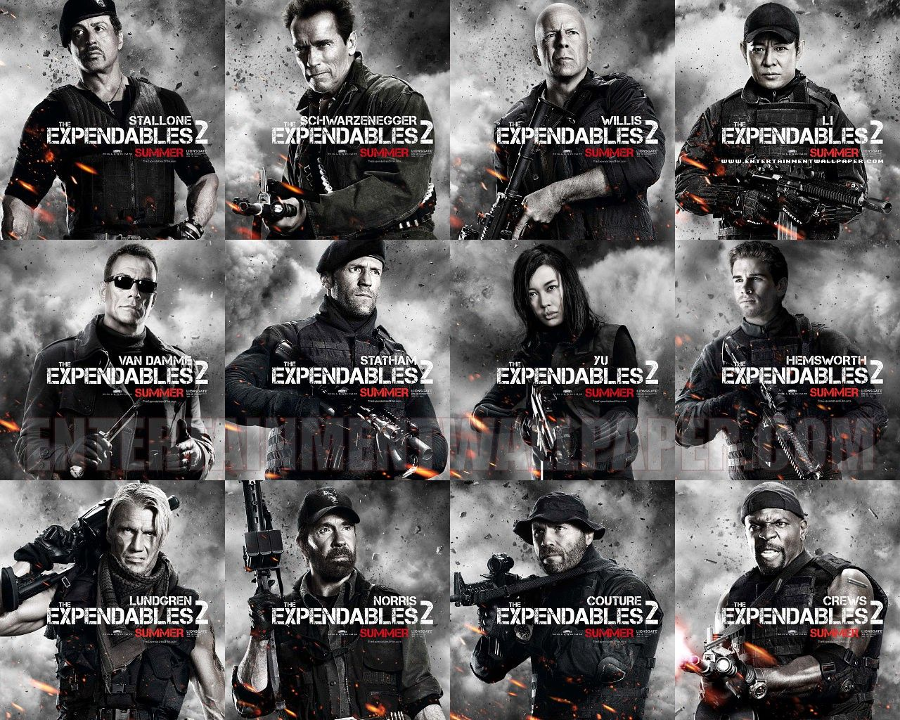 Sylvester Stallone Quotes Expendables