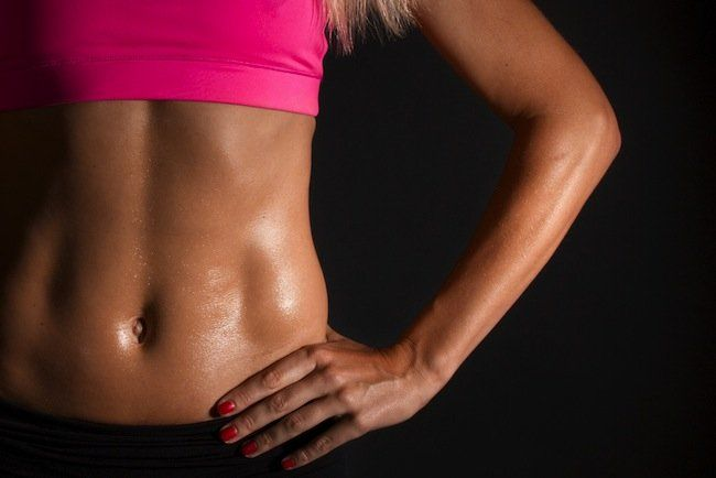 9 Moves to Schrink your Muffin Top