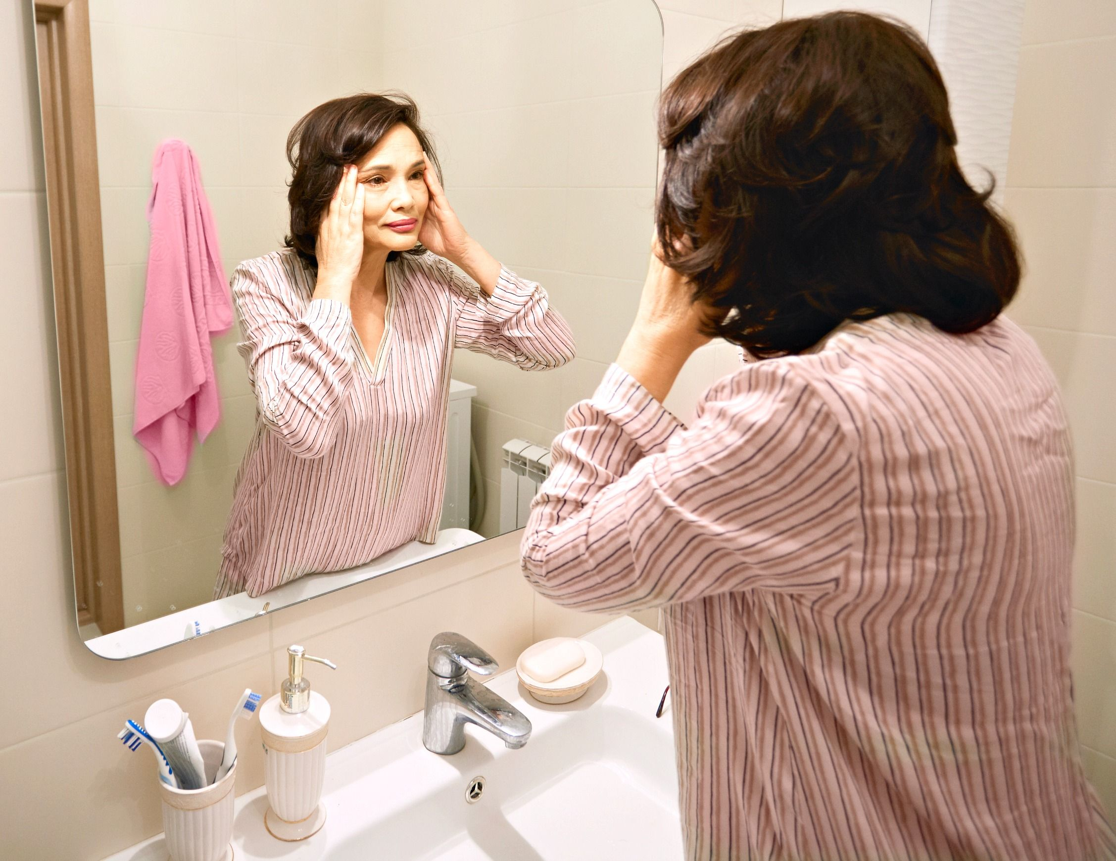 AntiAging Skincare Short and Simple Routine for Over 50