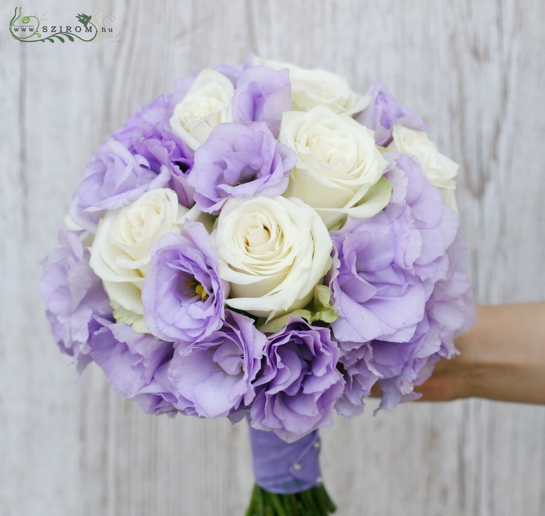 Wedding florist budapest bridal bouquet and wedding decoration