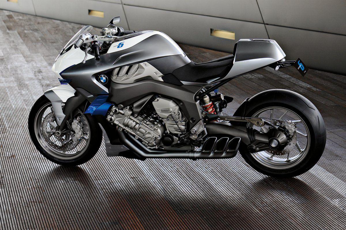Bmw Motorrad Concept 6 With Images Bmw Concept Bmw Motorrad
