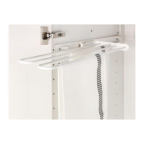 Utrusta Pyyhetanko Valkoinen Ikea In 2020 Ikea Towel Rail