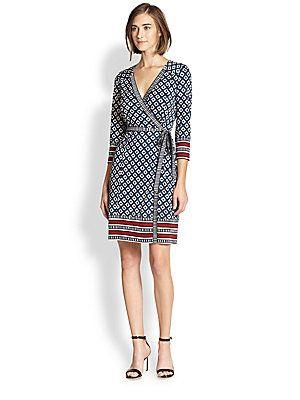 Silk Flowered Dress Frühling/Sommer Diane Von Fürstenberg 2018 Online-Verkauf Einkaufen Ebay Rabatt Authentisch vcj5ascJUX