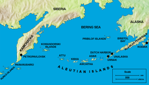 Aleutian Islands Alaska Islands Miles Of Isles Pinterest