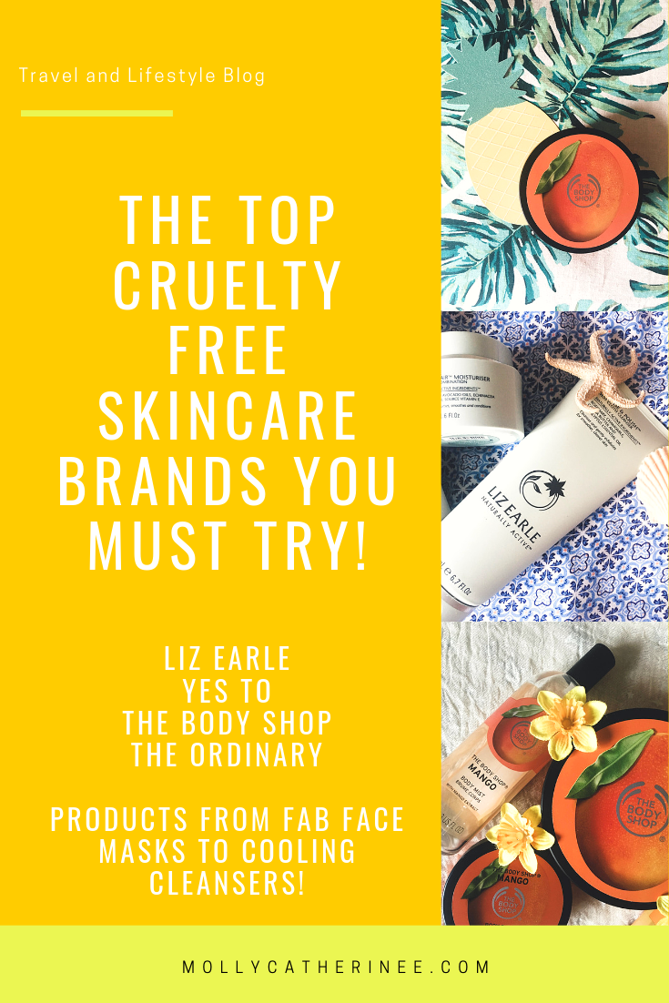 Cruelty Free Skincare Brands UK Cruelty free skin care