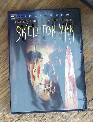 Skeleton Man (DVD, 2005) Michael Rooker, Casper Van Dien, Robert Miano