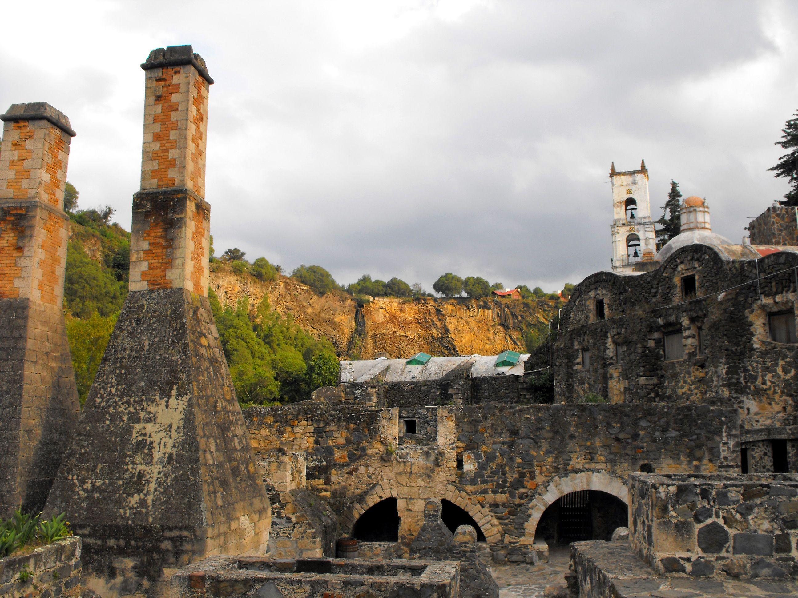 Hacienda Santa Maria Regla Hidalgo Mexico