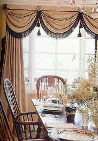 Traditional Window Treatment Idea