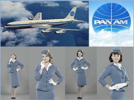 Cast From The Television Show Pan Am Desktop Nexus Wallpapers Television Show Pan Am Shows