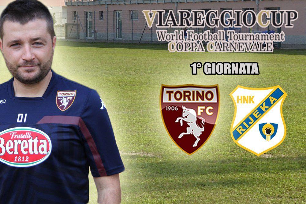 LIVE! 69 Viareggio Cup gli aggiornamenti di Torino-Rijeka https://t.co/Ynlfl3lDkB Gianluca Sartori https://t.co/v4DTMphNY0