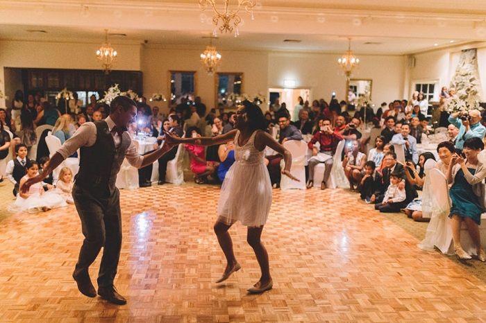 Bride and groom first dance | itakeyou.co.uk #wedding #brideandgroom