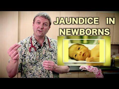 Newborn Jaundice - YouTube