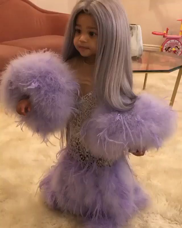 Kylie and Stormi on Halloween matters