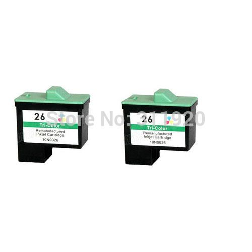$19.99 (Buy here: http://appdeal.ru/6jt8 ) For lexmark 26 Ink Cartridge For Lexmark X1110  X1130 X1140 X1150 X1155 Z24  Z25 Z33 Z34 Z35 Z503 Z510 Z511 Z512 Z514 Z515 Z516 for just $19.99