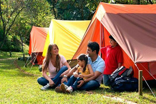 Lista de chequeo para acampar en Familia
