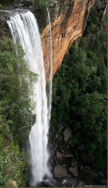 Waterfalls in NSW, Australia