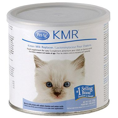 Kmr Milk Powder Kitten Food Cat Health Care Feeding Kittens