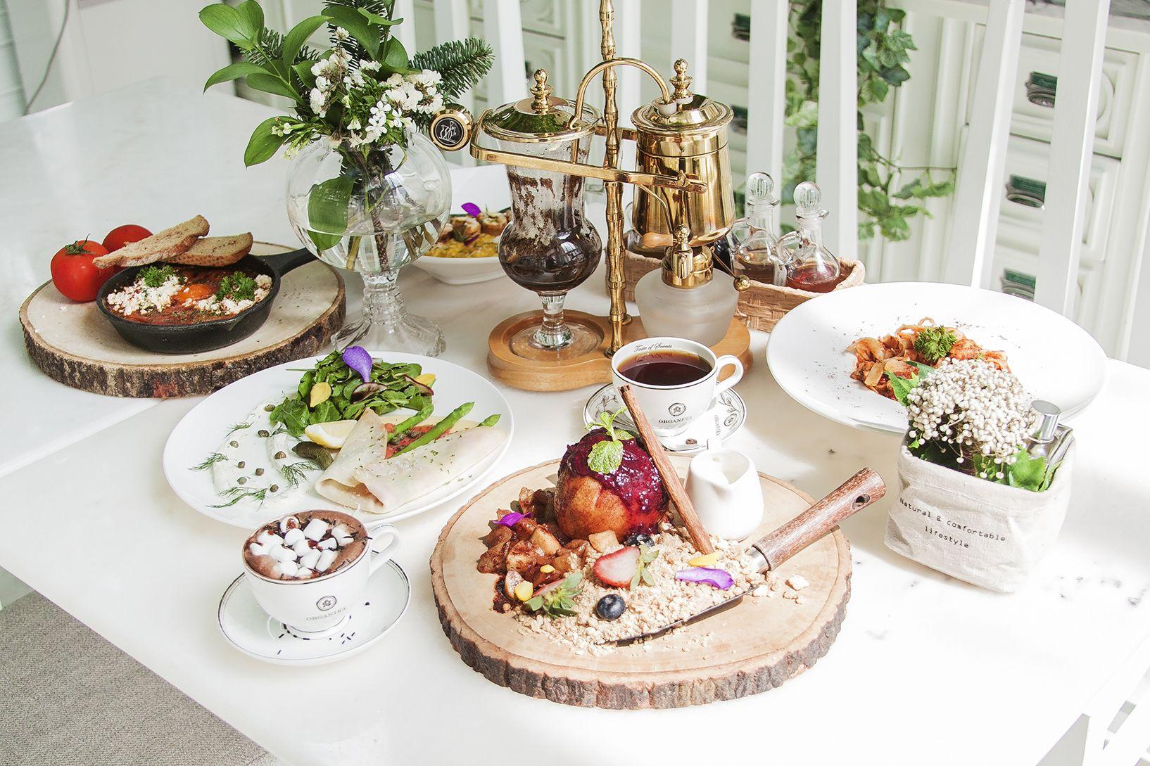 Big meal for all   #ORGANIKAHOUSE #Organika #House # ...