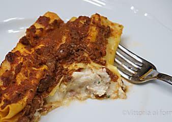Cannelloni alla sorrentina, ricetta tradizionale