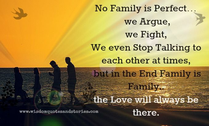 family forgiveness quotes but in the end family is family
