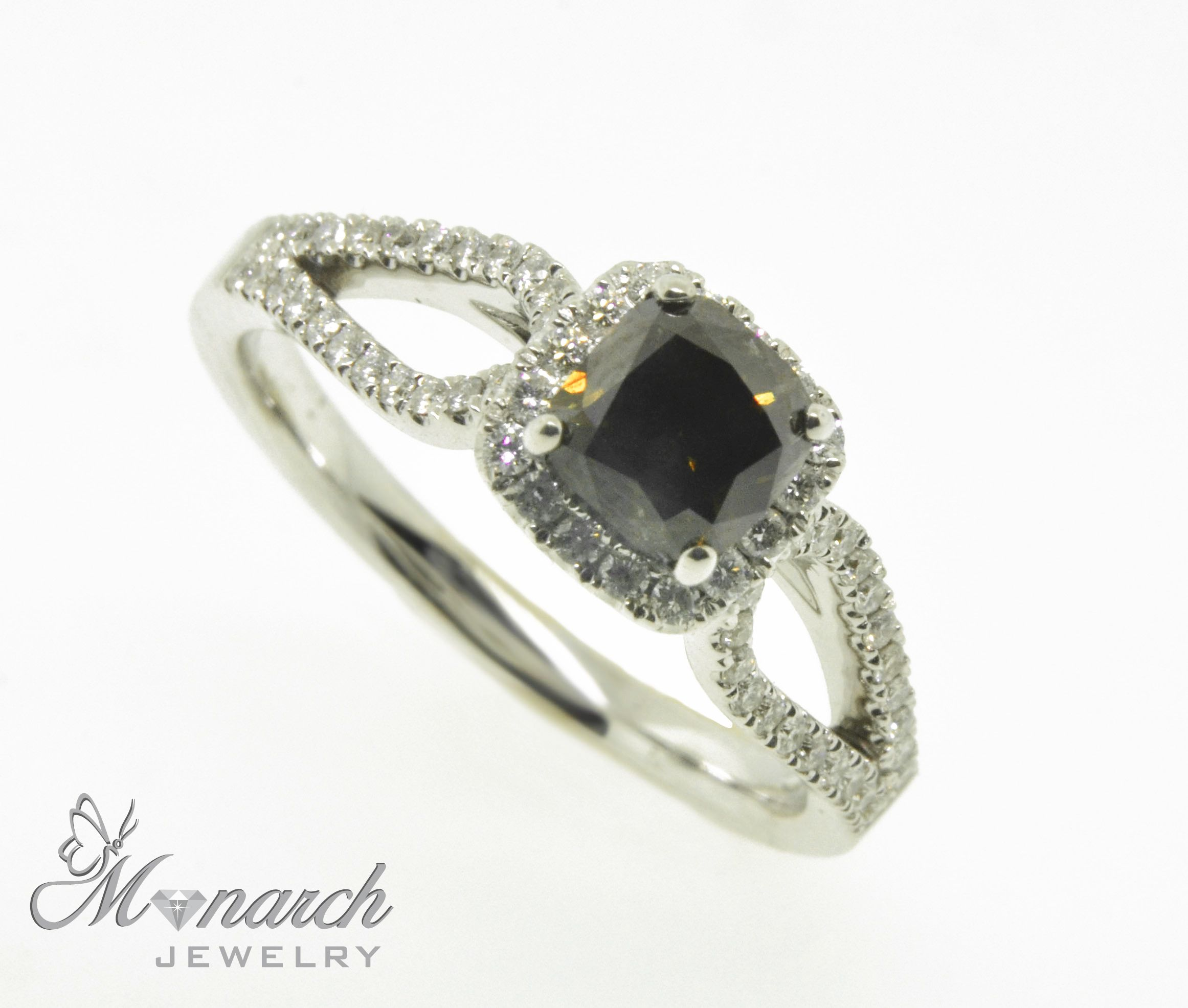 and ltd products round band star of diamond platinum cut bands copy pearce black laura jb emerald