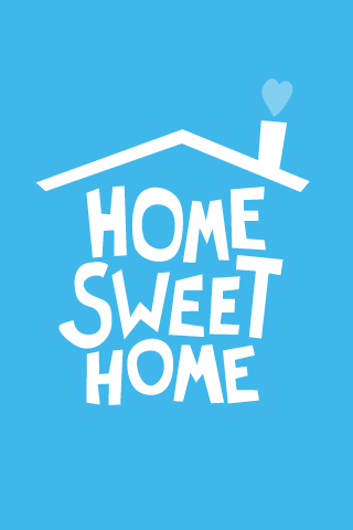 sweet home wallpaper designs. Home Sweet  Made by Andrew Till iPhone 5 Wallpapers