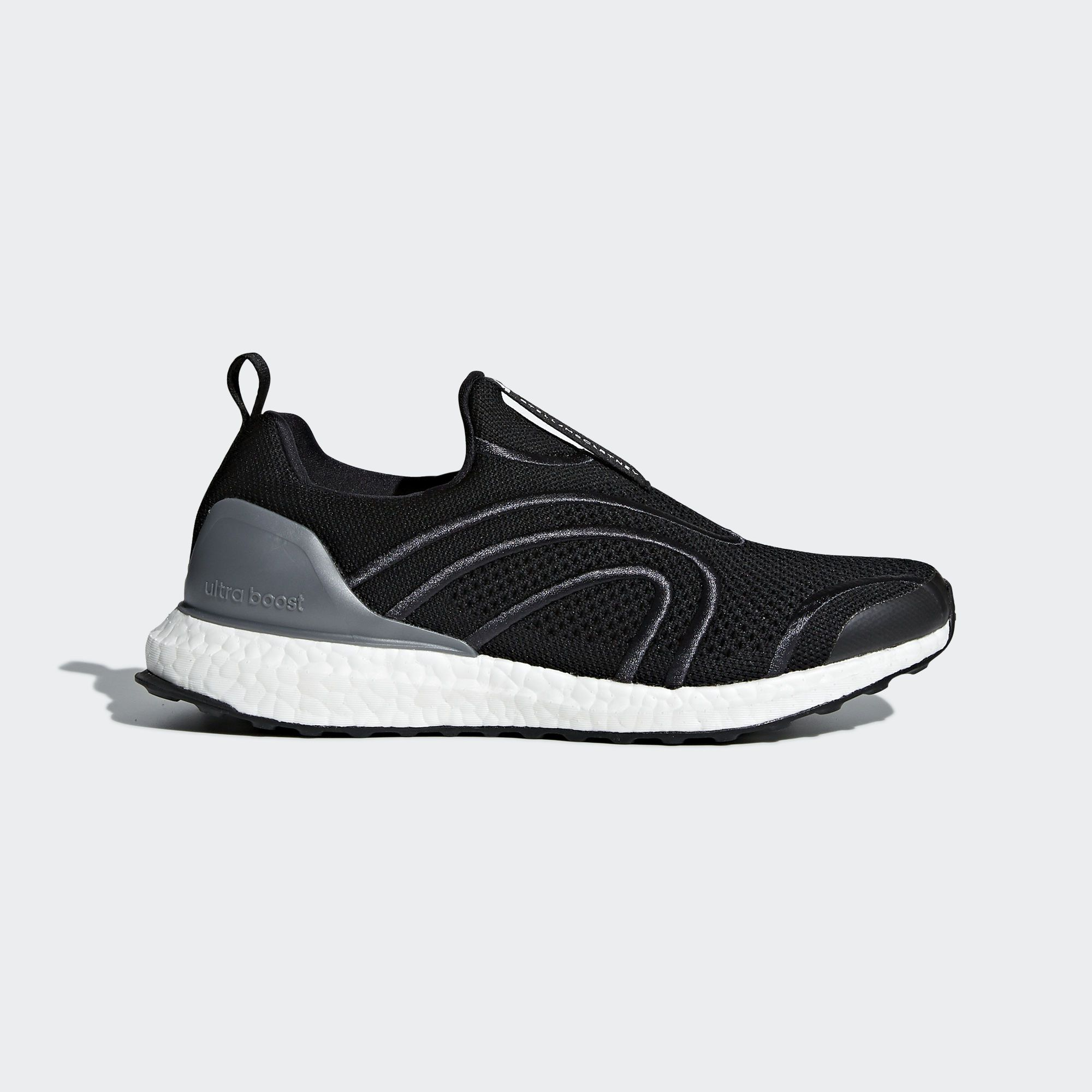 6fea1c87d139c Running Shoes · Trainers · Black Loafers · Embroidered details give a  sophisticated look to the adidas by Stella McCartney Ultraboost Uncaged  Shoes.